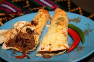 Tortillad chili con carne täidisega2