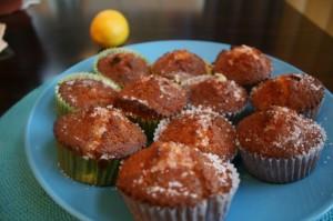 Sidruniga rosinamuffinid